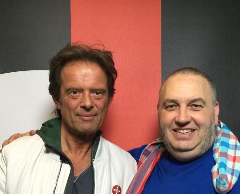 Kim Sagild og Morten Lindberg